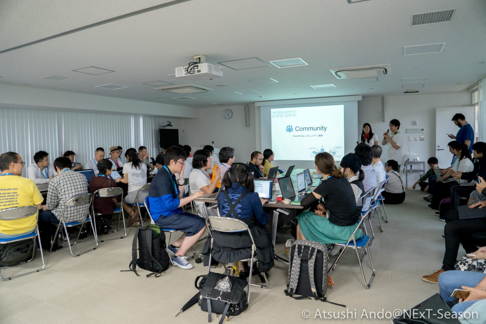WordCamp Kyoto 2017 Photo Report #Day2 まとめ発表