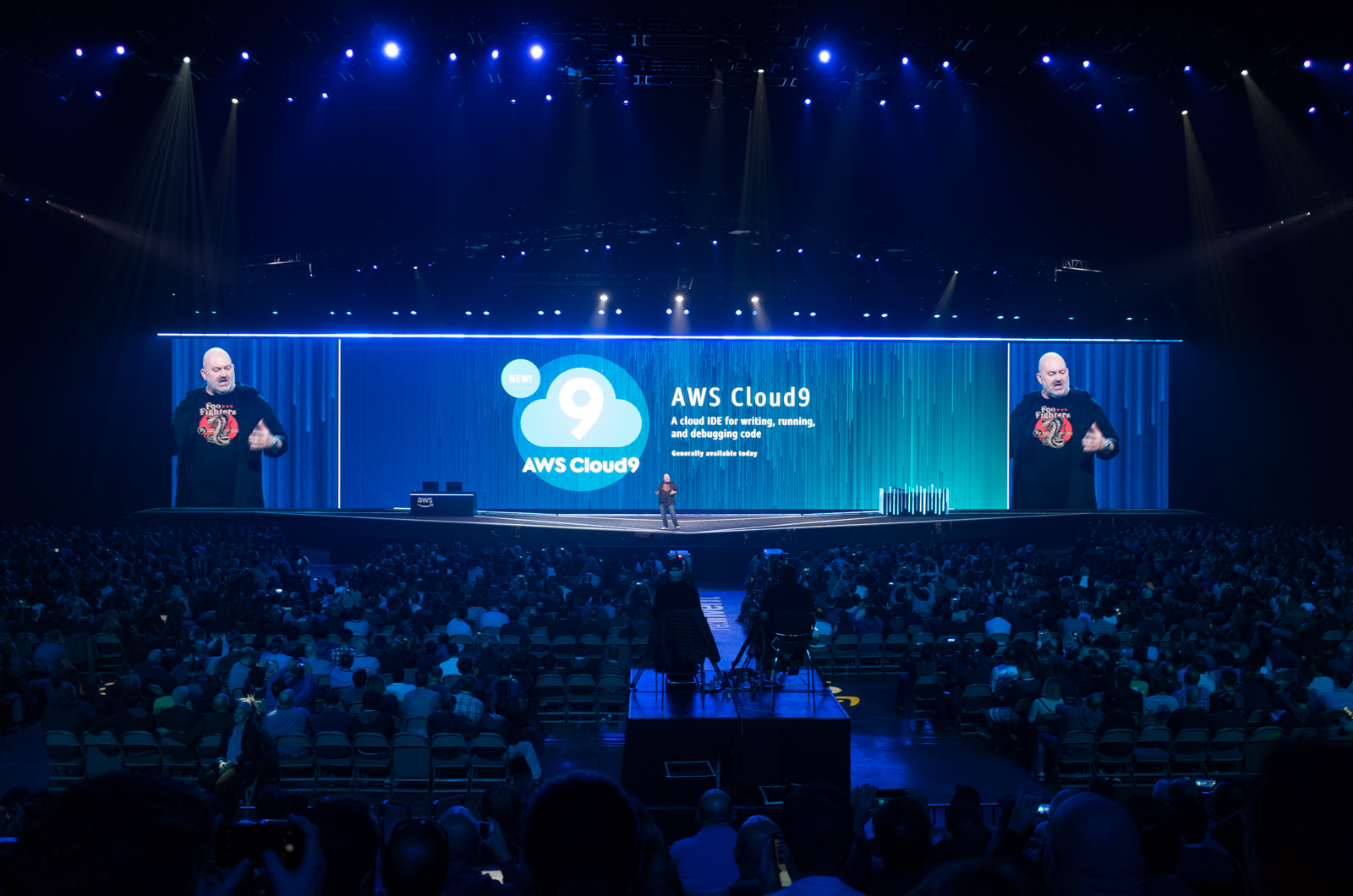 AWS re:Invent 2017 re:Invent